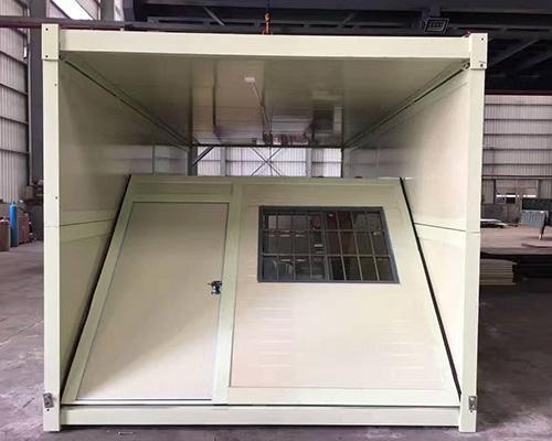 折叠集装箱房